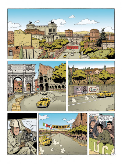 Page 1 Mauro Caldi tome 3 - la voleuse