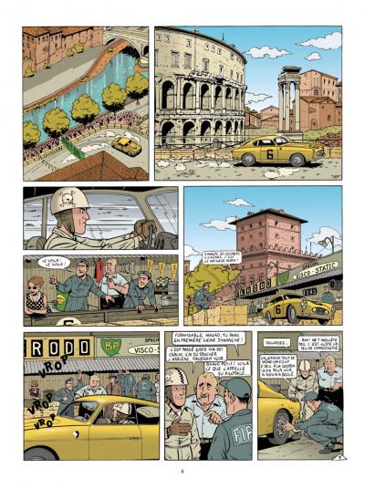 Page 2 Mauro Caldi tome 3 - la voleuse