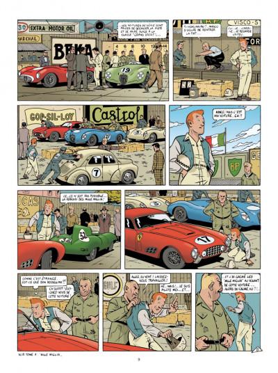Page 3 Mauro Caldi tome 3 - la voleuse