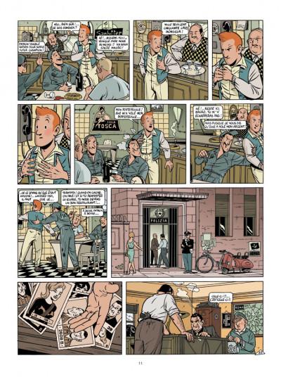 Page 5 Mauro Caldi tome 3 - la voleuse