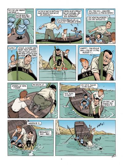 Page 4 Mauro Caldi tome 4 - La Baie des menteurs