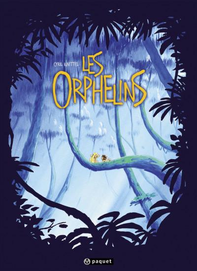 Couverture les orphelins - coffret tome 1 et tome 2