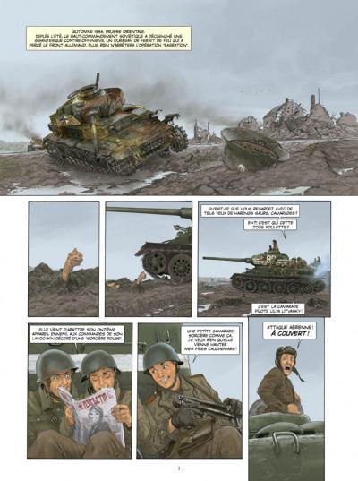 Page 1 Le grand duc tome 2 - édition de luxe