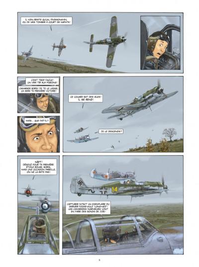 Page 4 Le grand duc tome 2 - édition de luxe