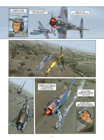 Page 3 Le grand duc tome 2 - édition de luxe