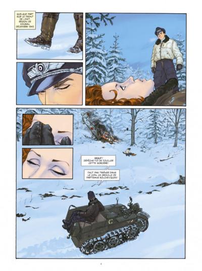 Page 2 Le grand duc tome 1 - édition de luxe