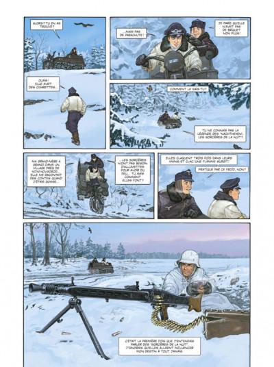 Page 3 Le grand duc tome 1 - édition de luxe