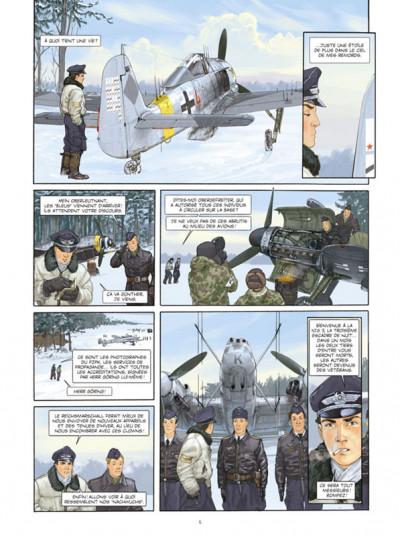Page 4 Le grand duc tome 1 - édition de luxe