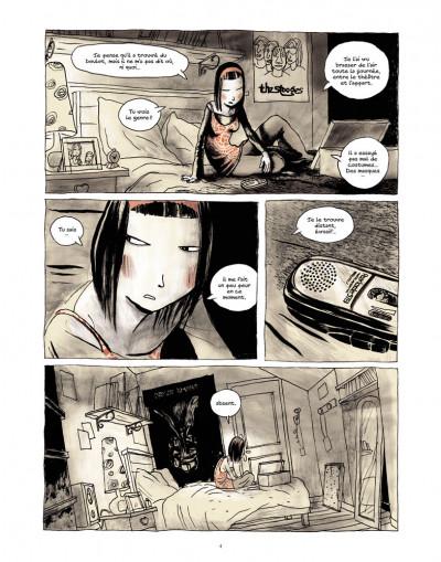 Page 2 Des fragments de l'oubli tome 1 - Faustine