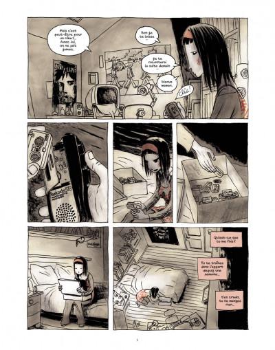 Page 3 Des fragments de l'oubli tome 1 - Faustine