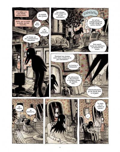 Page 4 Des fragments de l'oubli tome 1 - Faustine