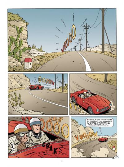 Page 1 Mauro Caldi tome 5 - la guerre des familles