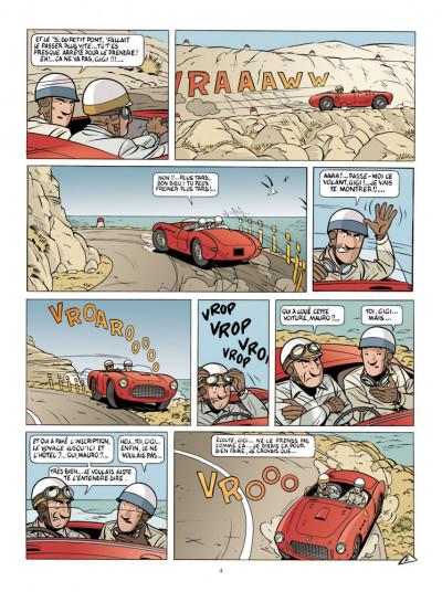 Page 2 Mauro Caldi tome 5 - la guerre des familles