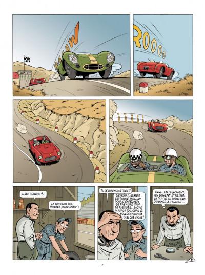 Page 5 Mauro Caldi tome 5 - la guerre des familles