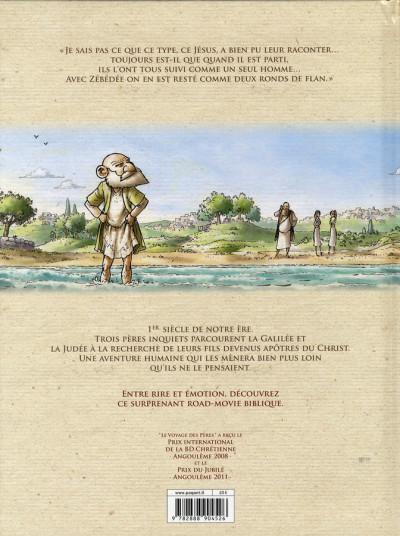 Dos Le voyage des pères - intégrale