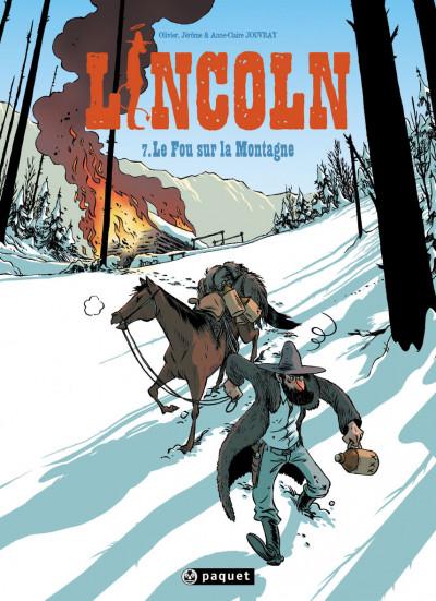 image de Lincoln tome 7 - le fou sur la montagne
