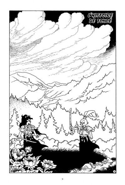 Page 1 usagi yojimbo tome 22