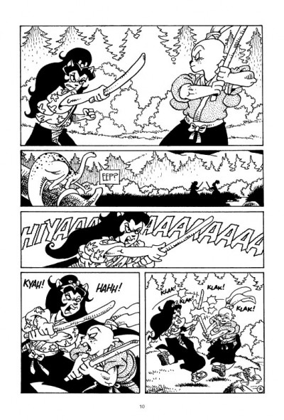 Page 2 usagi yojimbo tome 22