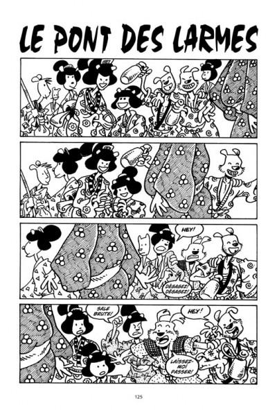 Page 1 usagi yojimbo tome 23