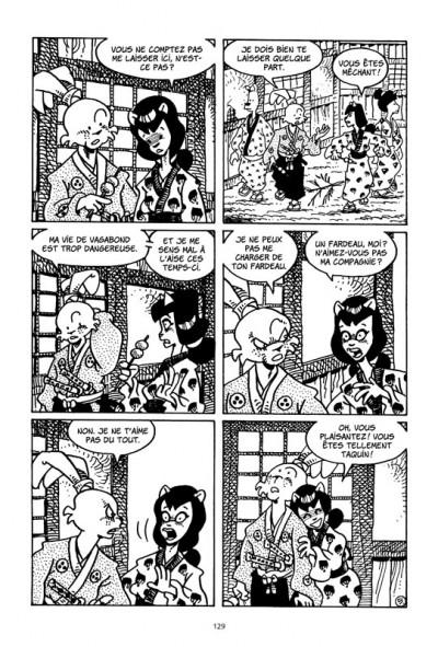 Page 5 usagi yojimbo tome 23