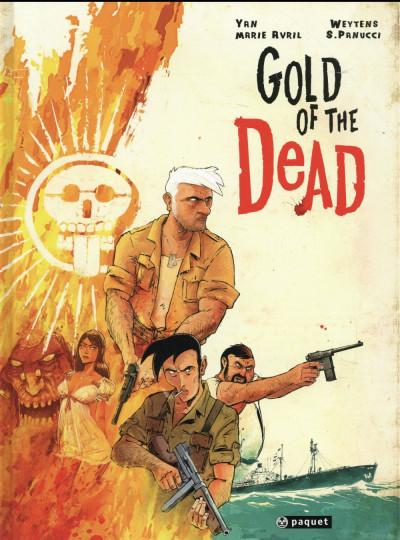 image de Gold of the dead