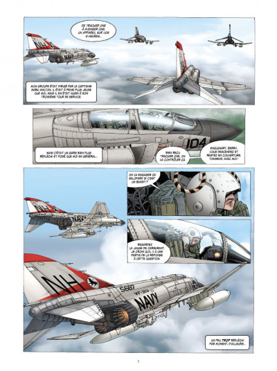 Page 3 bomb road tome 3 - Yankee station