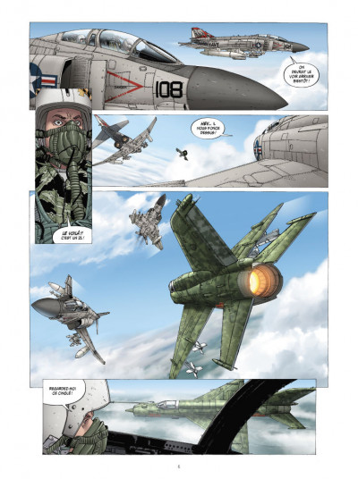 Page 4 bomb road tome 3 - Yankee station