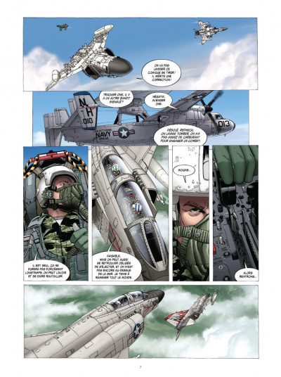 Page 5 bomb road tome 3 - Yankee station