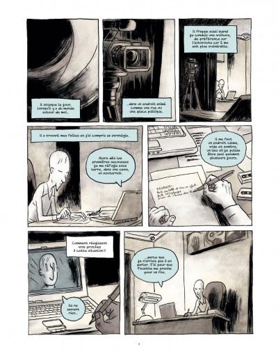Page 2 des fragments de l'oubli tome 3 - l'homme oiseau