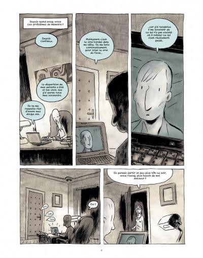 Page 4 des fragments de l'oubli tome 3 - l'homme oiseau