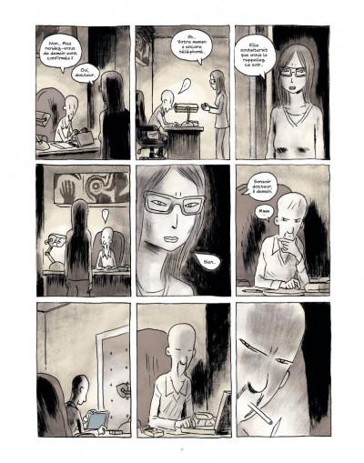 Page 5 des fragments de l'oubli tome 3 - l'homme oiseau