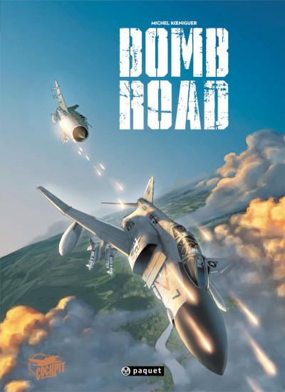 Couverture bomb road - coffret tome 1 à tome 3