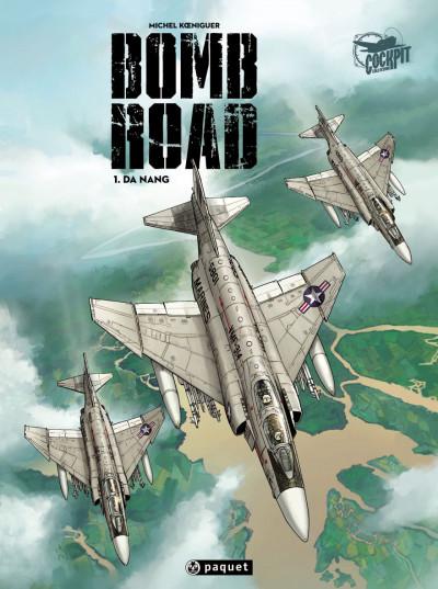 Page 1 bomb road - coffret tome 1 à tome 3