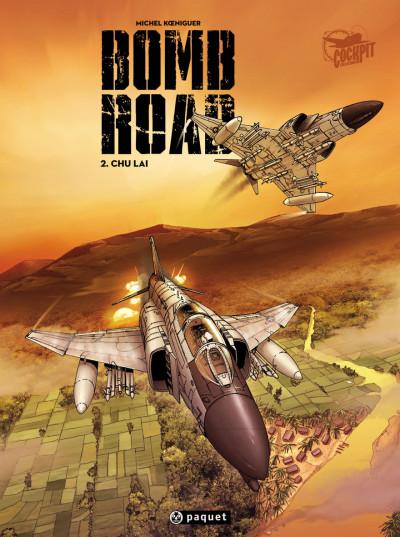 Page 2 bomb road - coffret tome 1 à tome 3