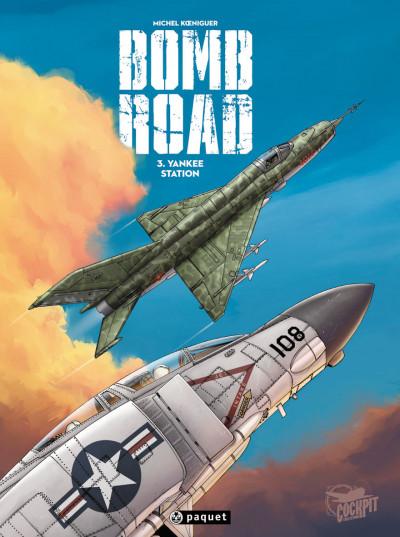 Page 3 bomb road - coffret tome 1 à tome 3