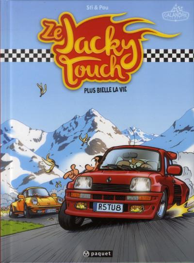image de ze jacky touch tome 1