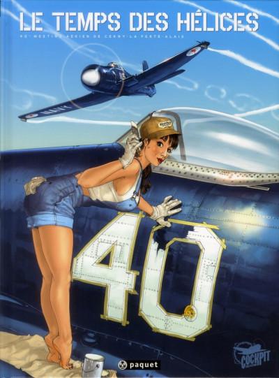 image de le temps des hélices ; 40e meeting aérien de Cerny-La Ferté-Alais (édition 2012)