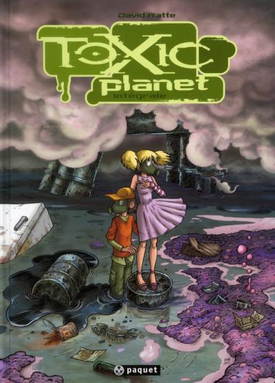 image de toxic planet ; intégrale