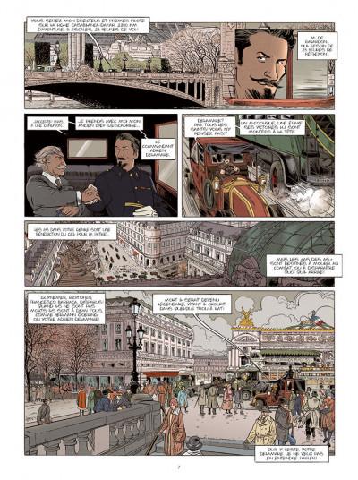 Page 2 Le courrier de Casablanca tome 1