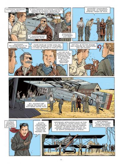 Page 3 Le courrier de Casablanca tome 1