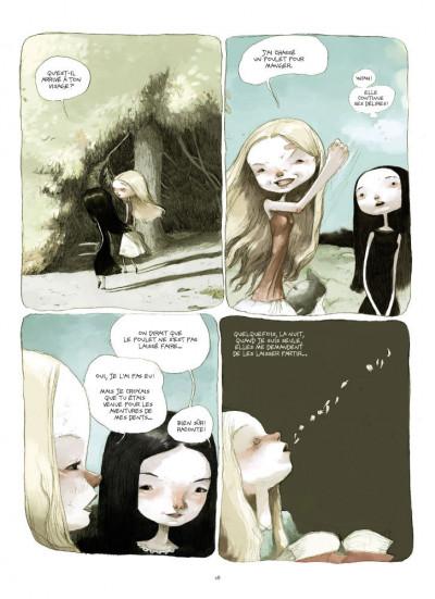 Page 4 Le serpent d'eau