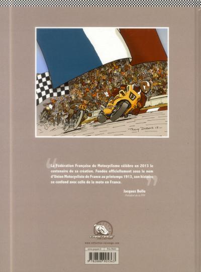 Dos 1913-2013 : 100 ans de passion motocycliste