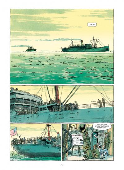 Page 1 Lincoln tome 8 - le démon des tranchées