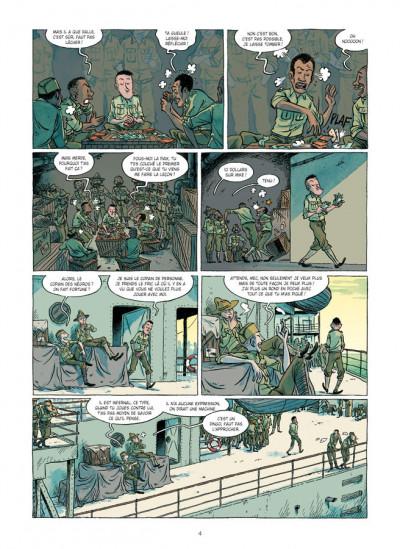 Page 2 Lincoln tome 8 - le démon des tranchées