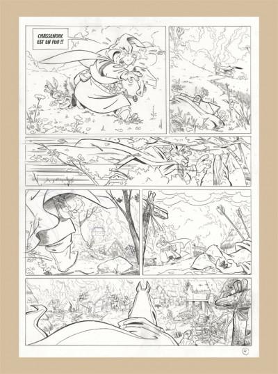 Page 4 L'épée d'Ardenois tome 1