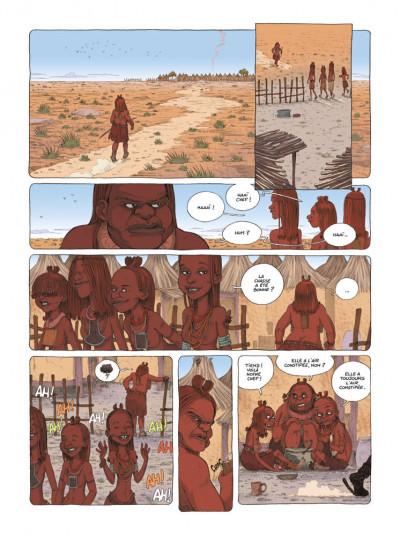 Page 3 Mamada tome 1 - époustouflante migrante