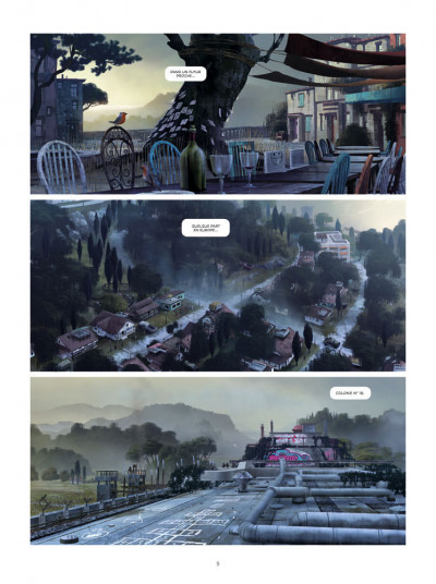 Page 1 Gung Ho tome 1