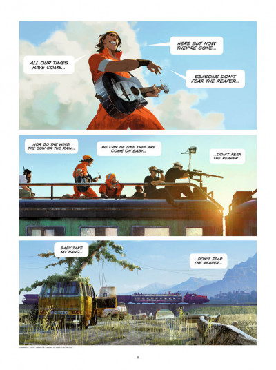 Page 4 Gung Ho tome 1
