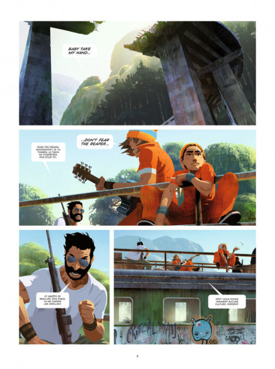 Page 5 Gung Ho tome 1