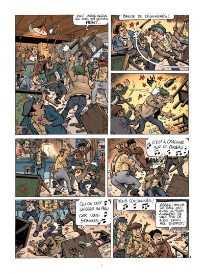 Page 1 L'aviatrice tome 1 - Nora